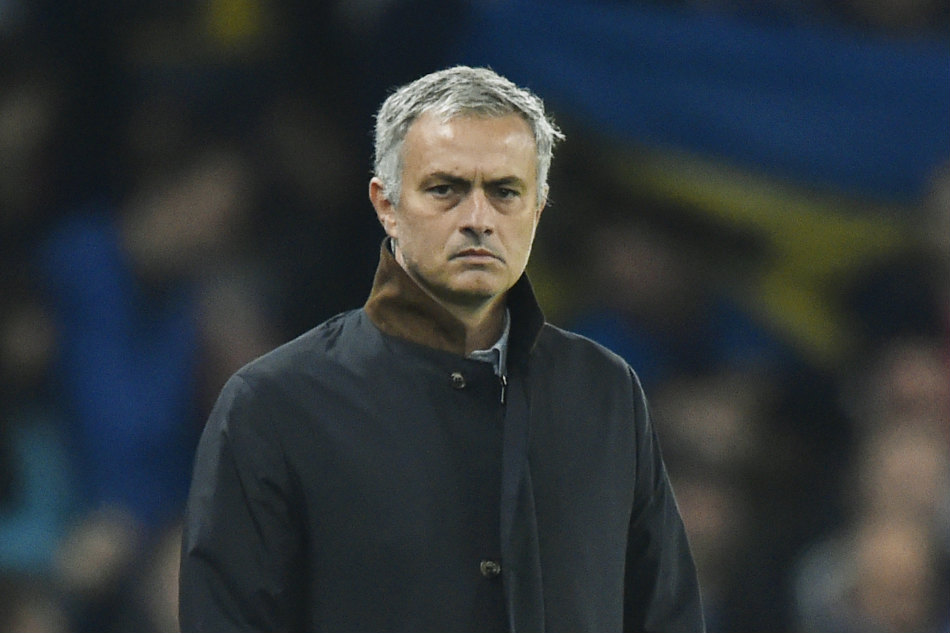 File Photo: Manchester United Jose Mourinho