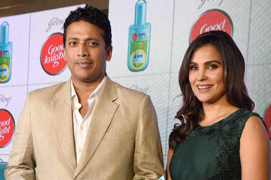 Lara dutta dating mahesh bhupathi kids