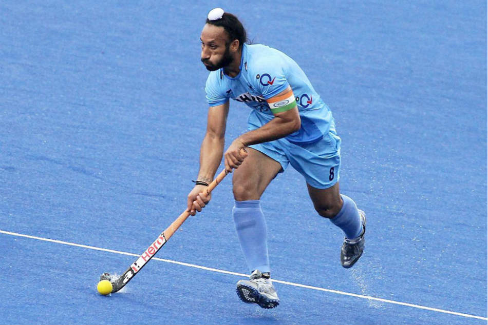Sardar Singh, India hockey midfielder