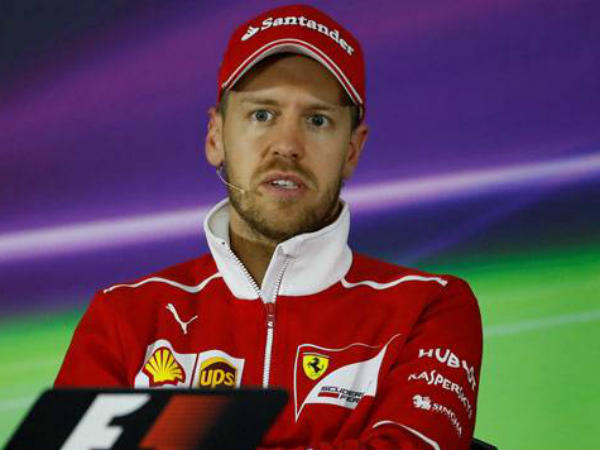 Vettel Likely Stay With Ferrari Next Season