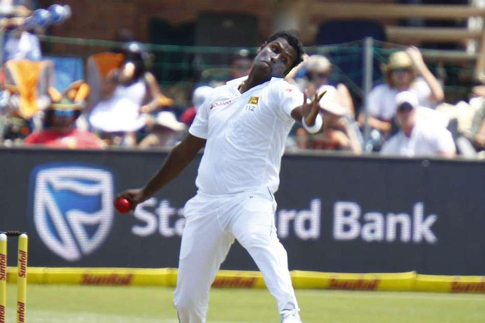Injured Mathews Out Of Opening Pakistan Test