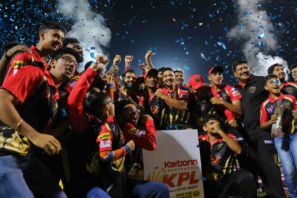 Belagavi Panthers Crowned Kpl Champions