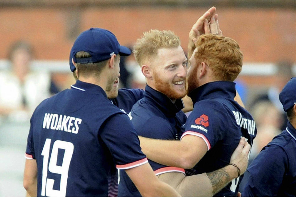 England Vs West Indies 1st Odi Bairstow Century Condemns Windies World Cup