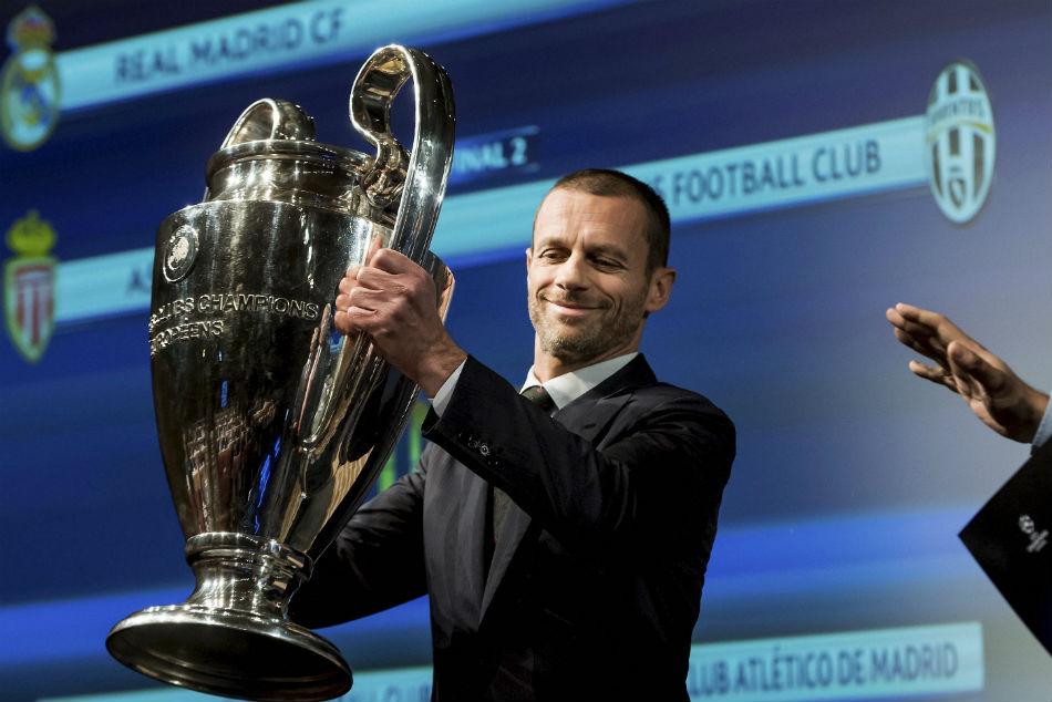 Uefa Chief Ceferin Mulls Short Transfer Window