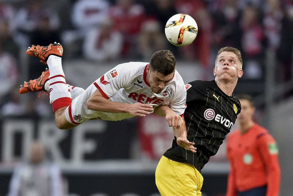 Cologne Fresh Trouble After Dortmund Defeat