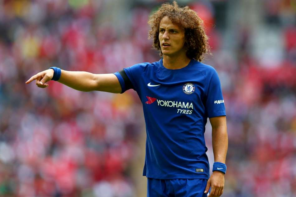 Chelsea Will Not Appeal David Luiz Red Card Antonio Conte Confirms