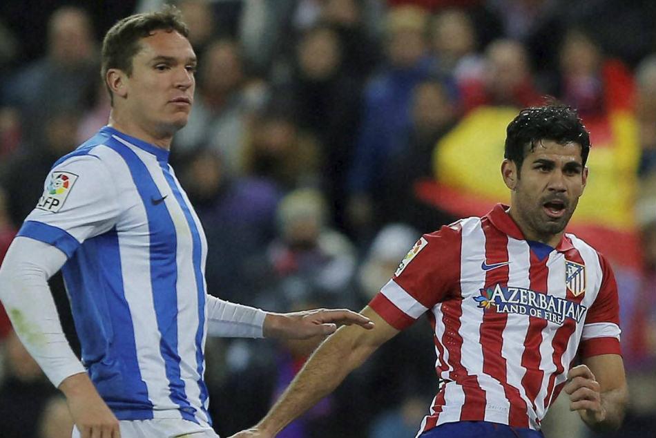 Atletico Madrid Close Chelsea Striker Diego Costa