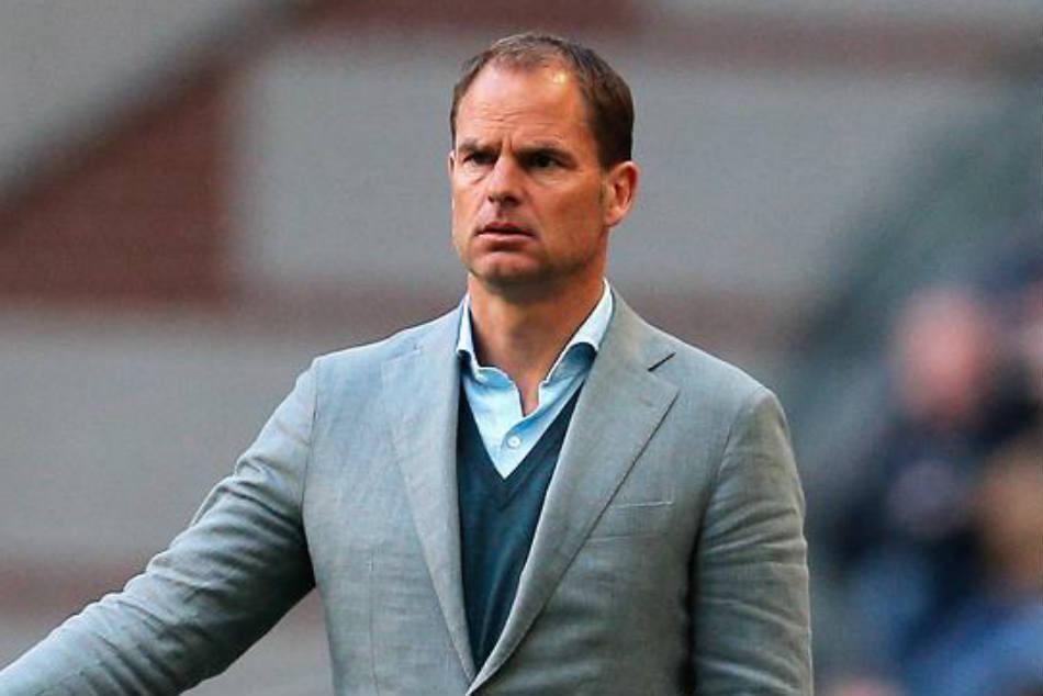 Frank De Boer Should Be Given Time Allardyce