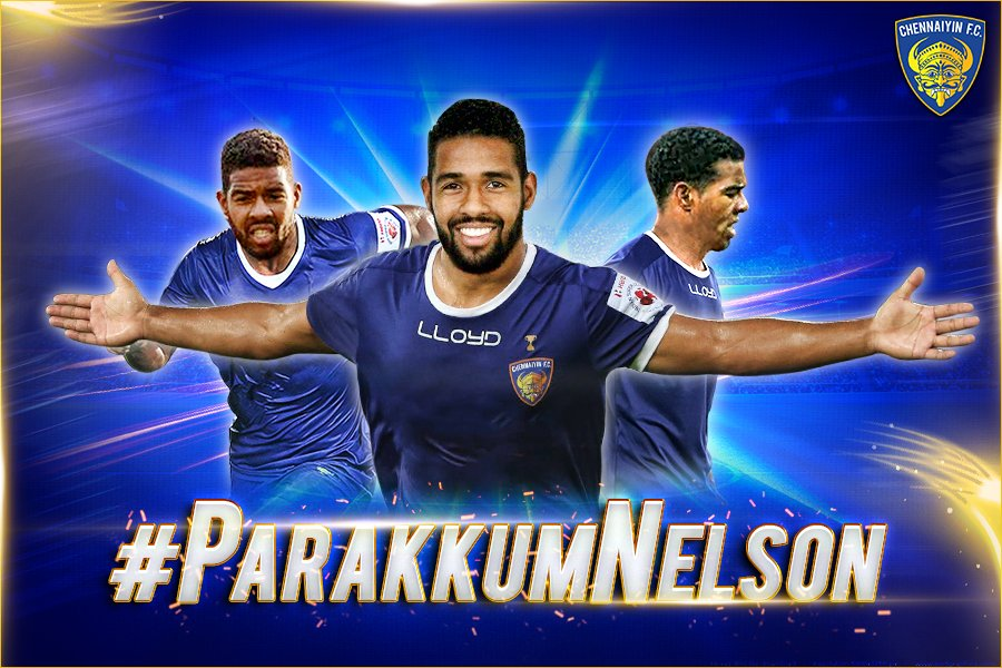 Chennaiyin Fc Confirm Signing Dutch Winger Gregory Nelson