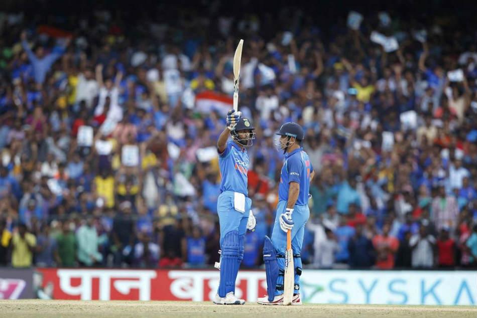 India Vs Australia Ms Dhoni S Homecoming Hardik Pandya S Blitzkrieg Talking Points
