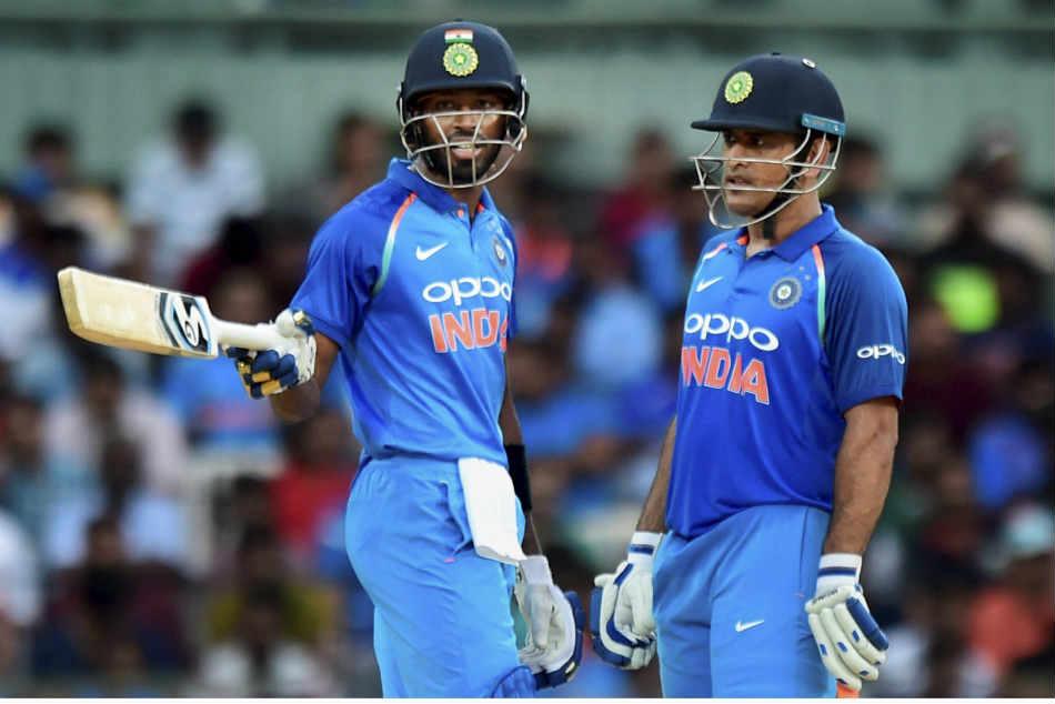 Hardik Pandya Dhoni Changed The Game Kohli