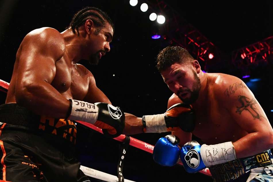 Will Tony Bellew Put Pen To Paper David Haye Rematch