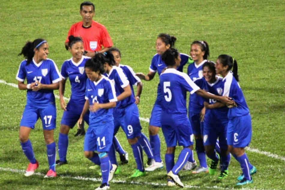 indian womens football team captain - 722×503