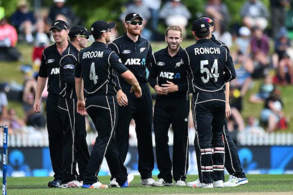 New Zealand Name 9 Member Core Squad India Tour Kane Williamson