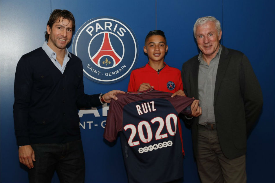 Psg Add Another Blow Barcelona Signing Their Youngster