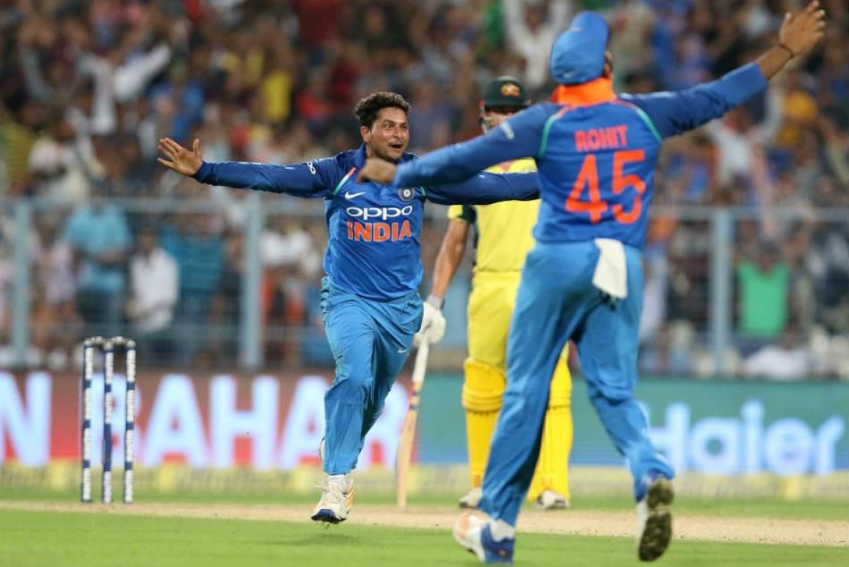 India Vs Australia 2nd Odi Match Report Kolkata