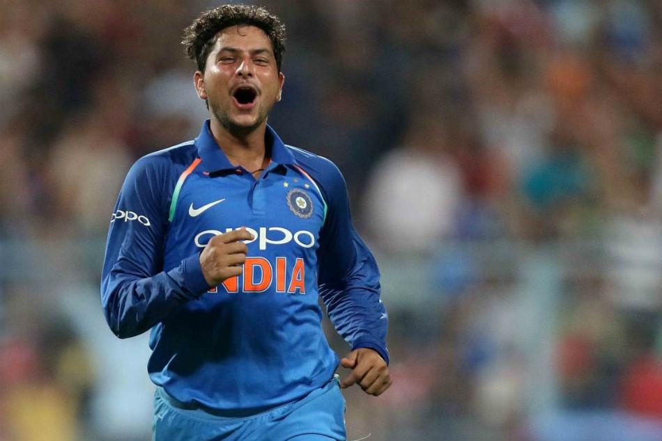 India Vs Australia Kuldeep Yadav Joins Elite Club With Hat Trick