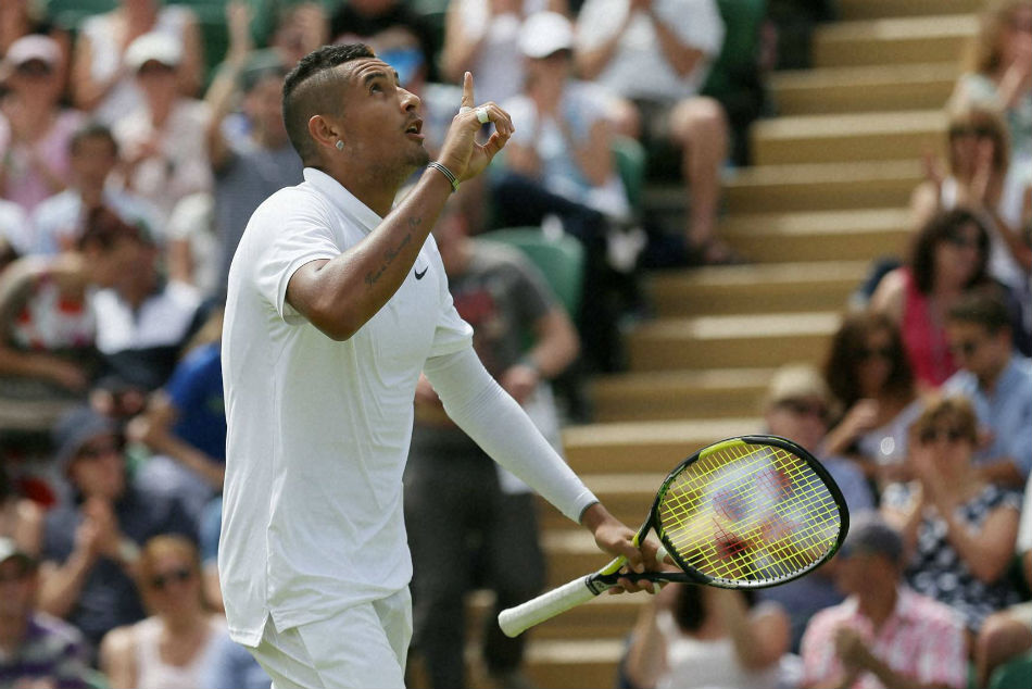 Kyrgios Distances Himself From Tomic