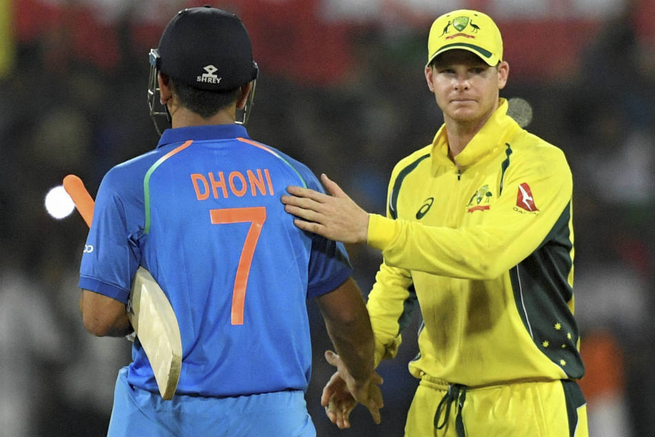 India Vs Australia 3rd Odi Team India Clinch Ninth Consecutive Wins Highlights