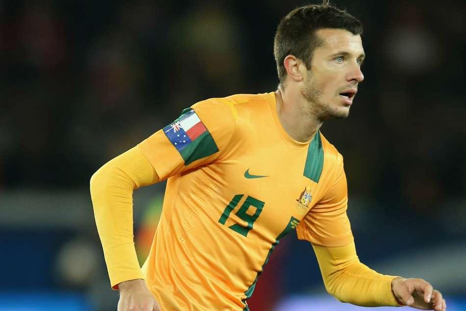 Socceroos Pair Jedinak And Rukavytsya Return To Squad For World Cup Play Off Syria Australia