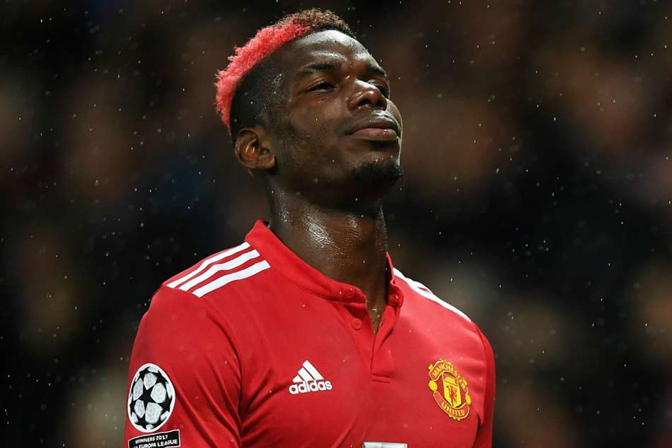 Manchester United Paul Pogba Positive Amid Fears Six Week Injury Absence