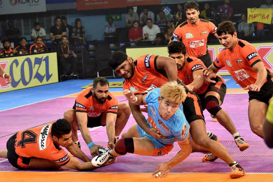 Pkl 2017 Amaresh Mondal S Inspiring Journey From Slums Bengal Warriors Team