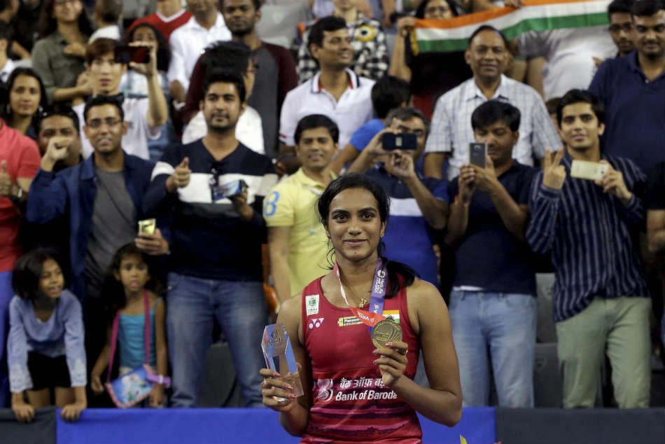 Twitterati Hail Pv Sindhu As She Becomes First Indian Clinch Korean Open Superseries
