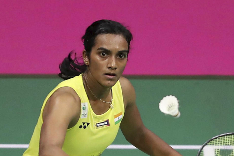 Sindhu Enters Title Round To Face Okuhara
