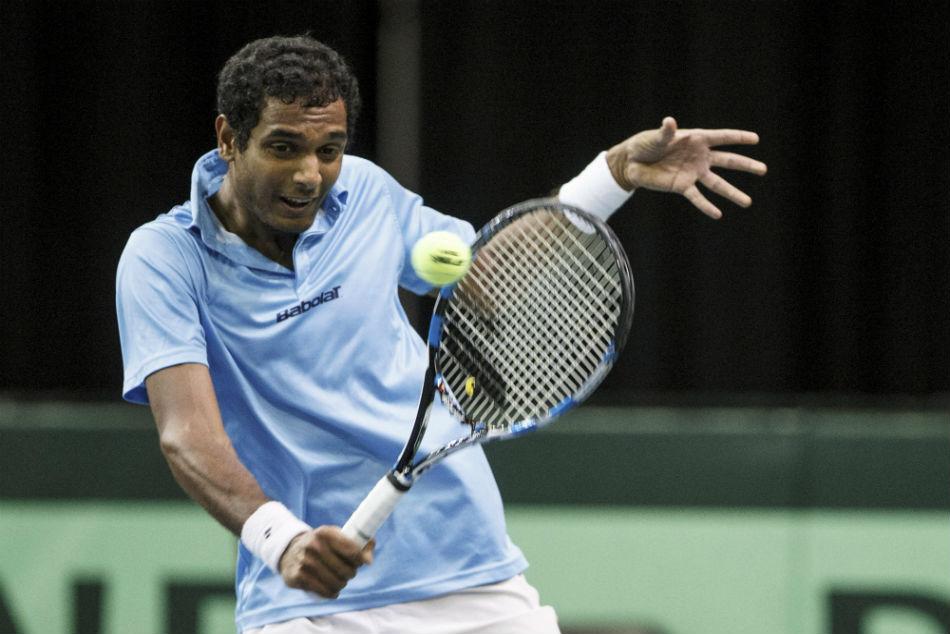 Davis Cup After Ramkumar S Decisive Defeat Yuki Gets Consolation Win