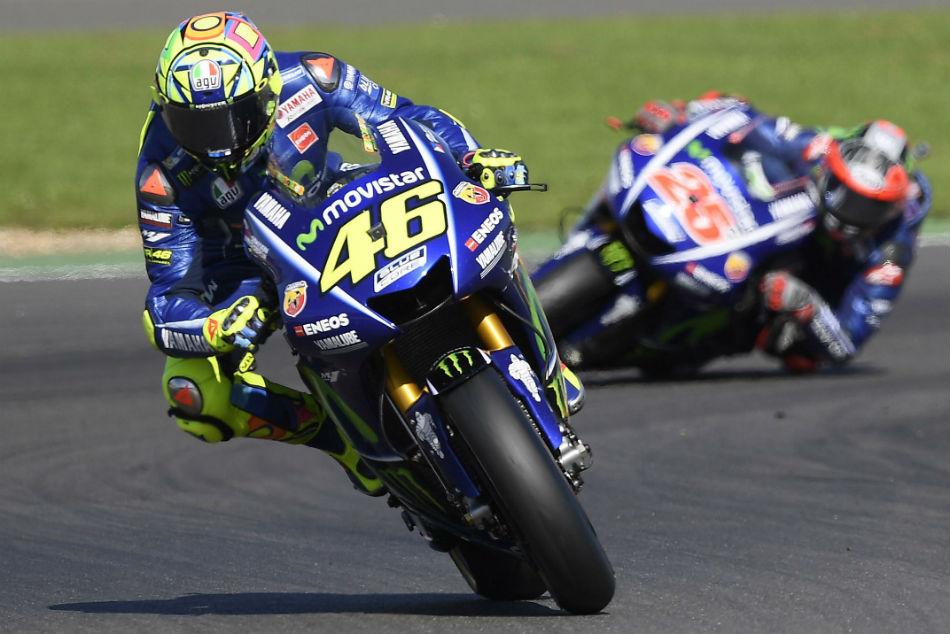 Rossi Decide On Aragon Motogp After Medical Tests
