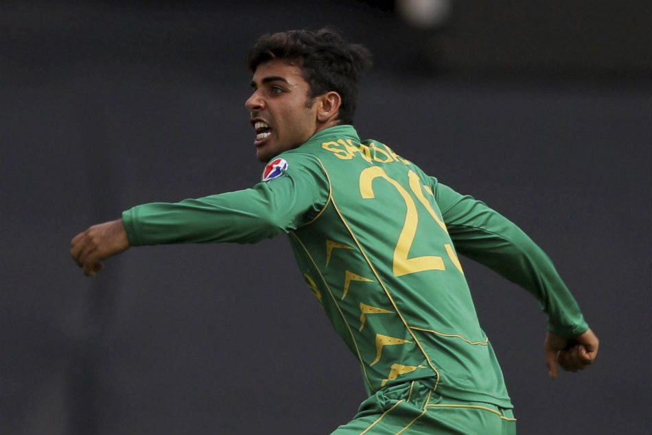 Can T Wait To Play In Front Of Home Crowd Shadab Khan