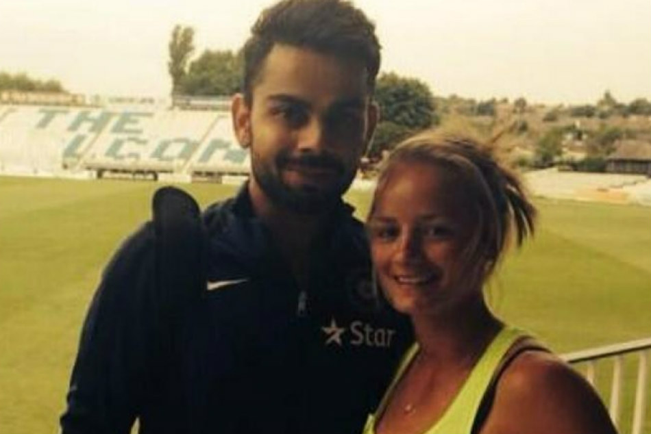 England woman cricketer Danielle Wyatt spells Virat Kohli wrong, gets trolled on Twitter