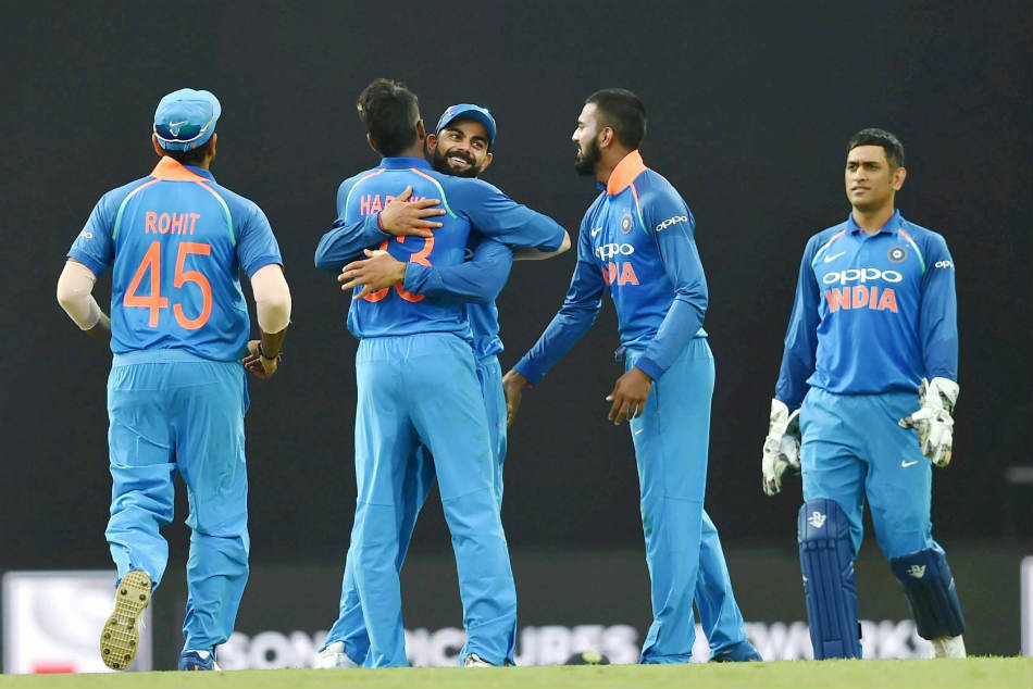 Watch Virat Kohli Hails Superstar Hardik Pandya His Knock Against Australia