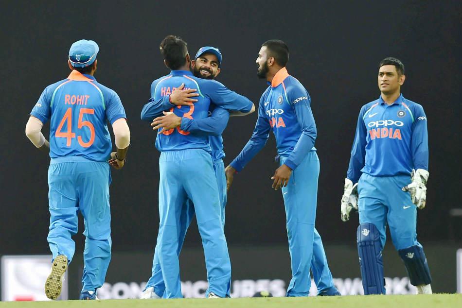 Watch Virat Kohli Hails Superstar Hardik Pandya His Knock Against Australia