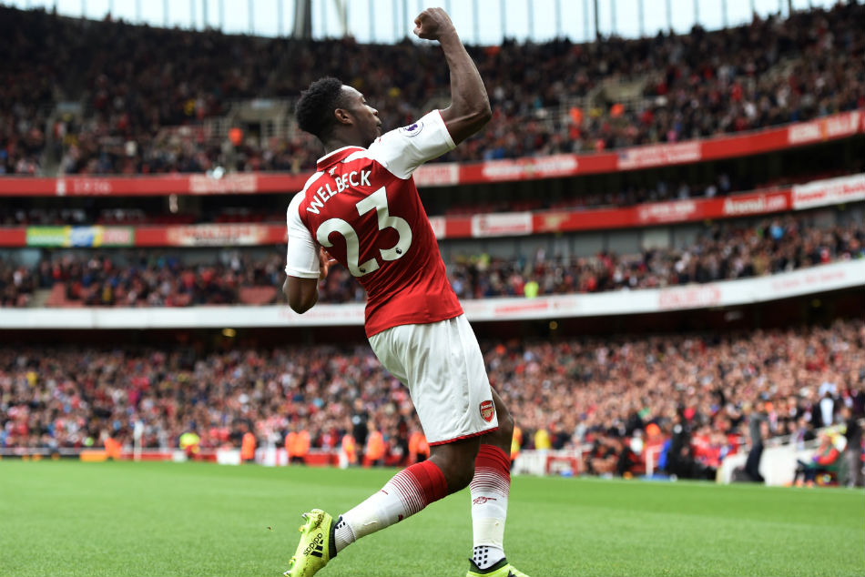 Arsenal S Welbeck With Groin Injury