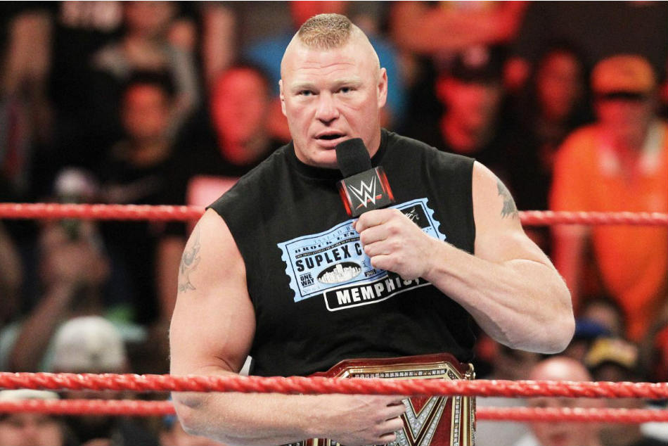 wwe brock lesnar to miss hometown ppv event in october
