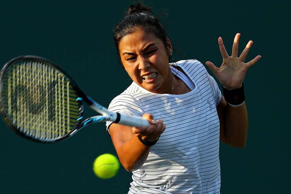 Qualifier Zarina Diyas Japan Womensopen