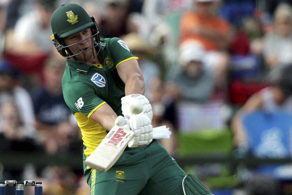 Ab De Villiers 176 Studs South Africa Odi Series Win