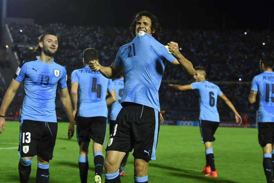 Uruguay 4 Bolivia 2 Suarez And Cavani Show Their Class