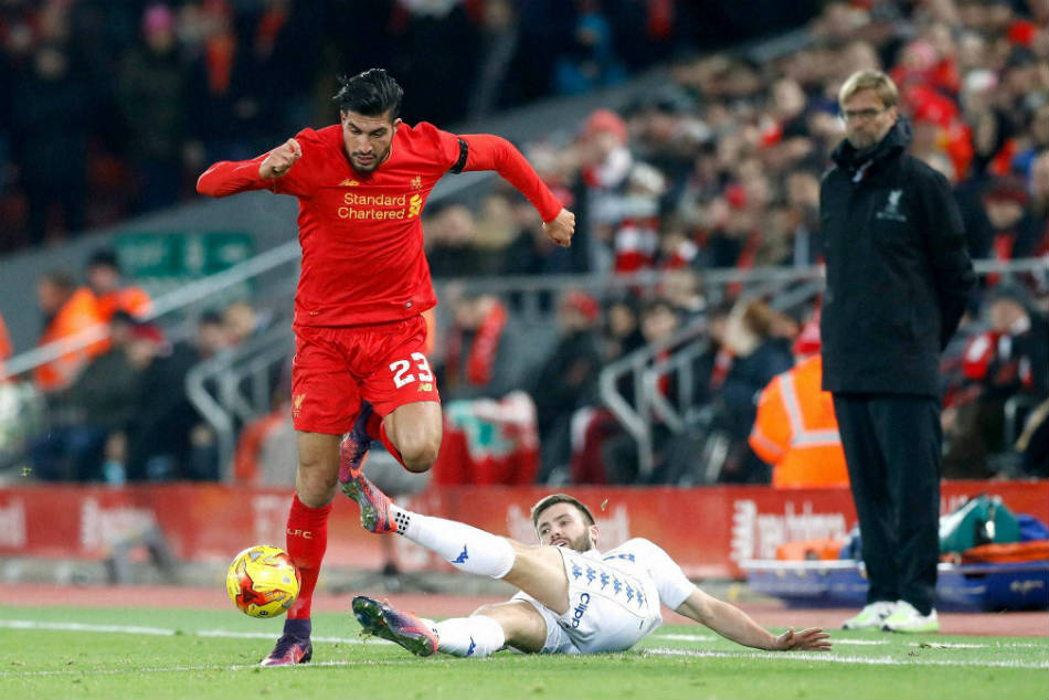 Emre Can Move Juventus Is Done Deal