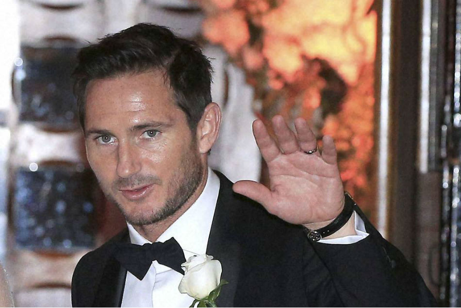 Frank Lampard Fled Staff Party After His Home Alarm Went Off