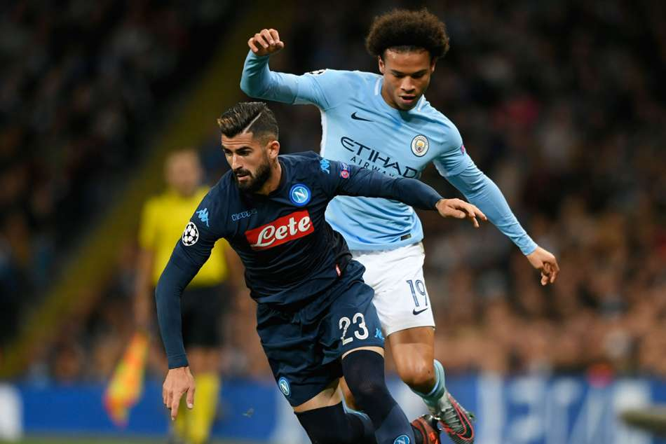 Hysaj Confident Facing Sane Best In Europe Man City