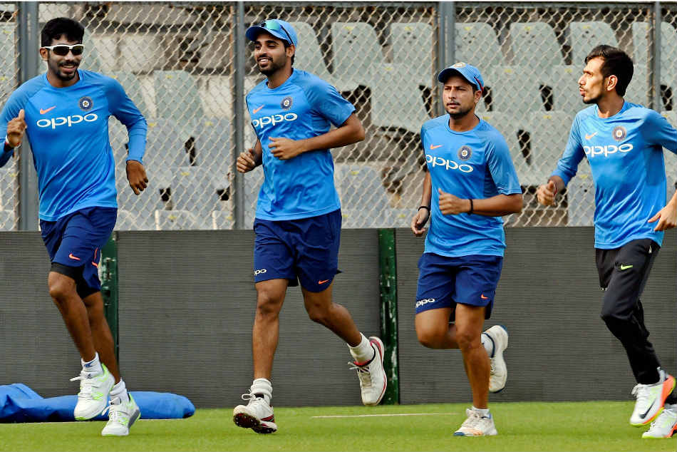 Indian Juggernaut Up Against Kiwi Grit