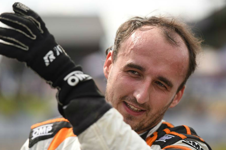 Kubica Set Formula One Return