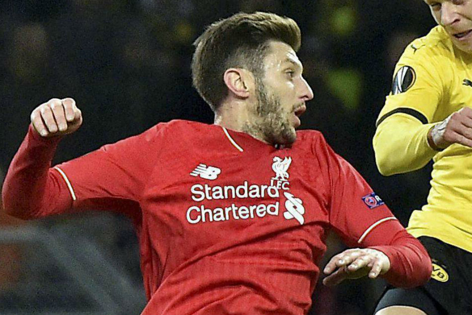 Adam Lallana headed for Liverpool exit?
