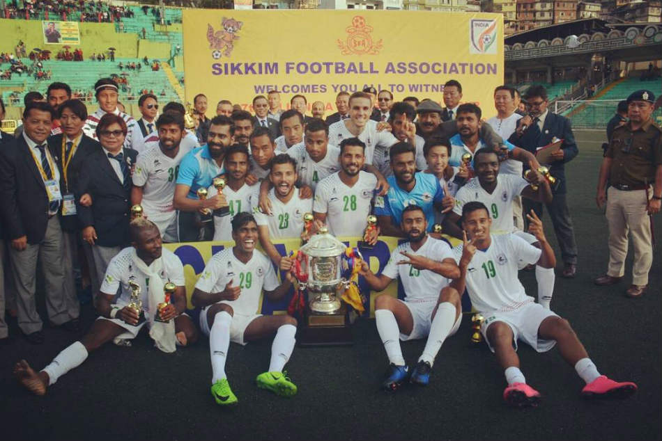 Mohun Bagan Lift Governor S Gold Cup Record 10th Time