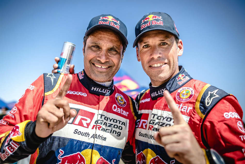 Al Attiyah Defends World Cross Country Rally Title