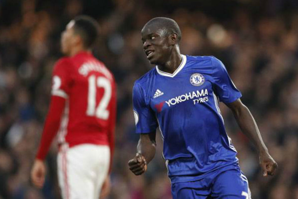 Psg Target French Midfield Maestro Ngolo Kante