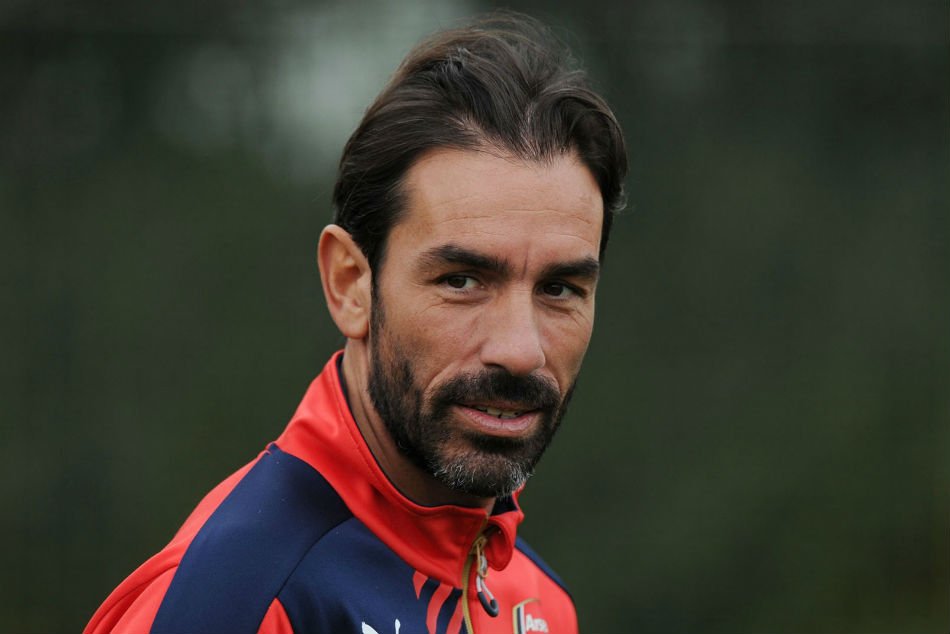 Arsenal legend Pires ready for rock Bengaluru! - myKhel