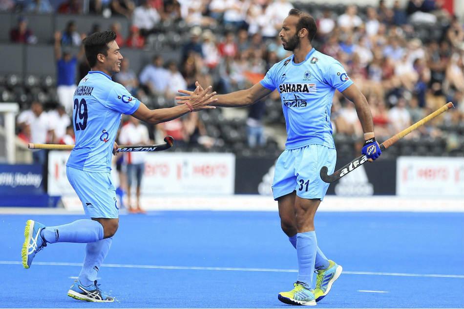 Asia Cup Hockey India Break 10 Year Jinx Beat Malaysia Tit